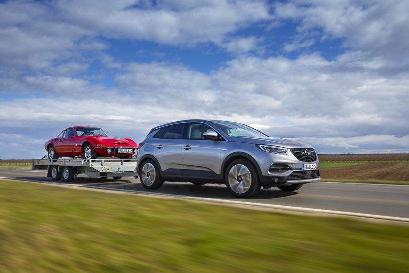 Opel Grandland X er til margra verkefna úrræðagóður.
