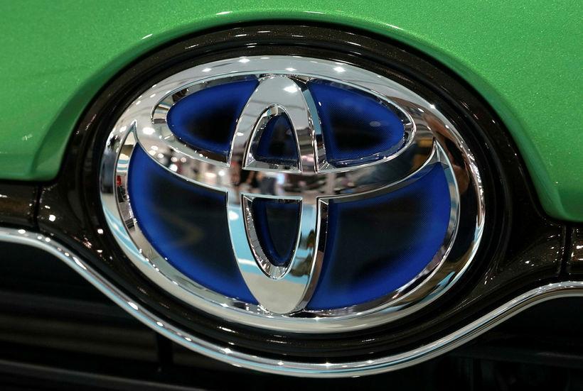 Toyota á Íslandi hefur innkallað 329 Toyota bifreiðar af tegundunum ...