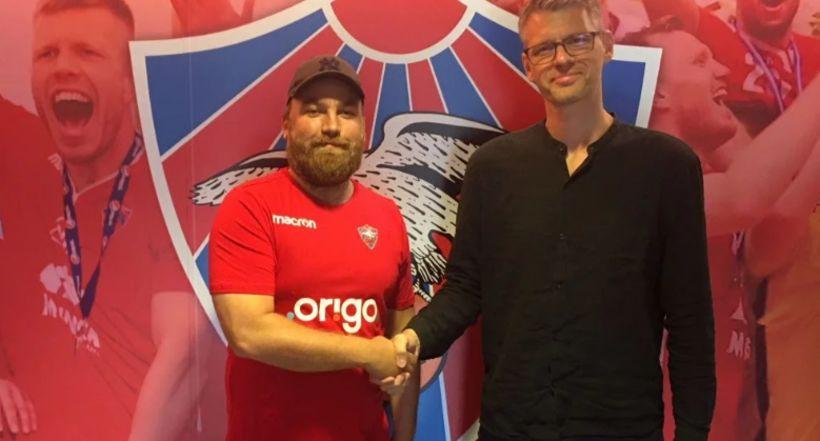 Finnur Freyr Stefánsson mun þjálfa yngri flokka hjá Val á ...