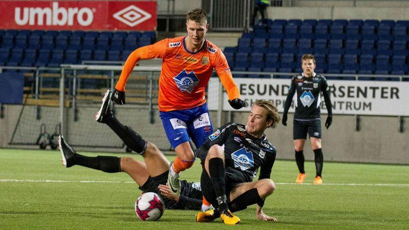 Hólmbert Aron Friðjónsson.