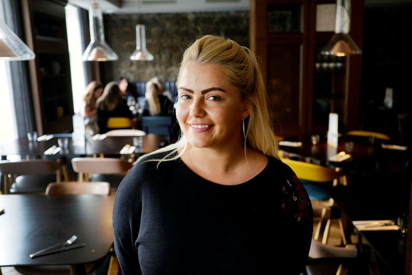 Klara Óskarsdóttir er allt í öllu á GOTT í Reykjavík.