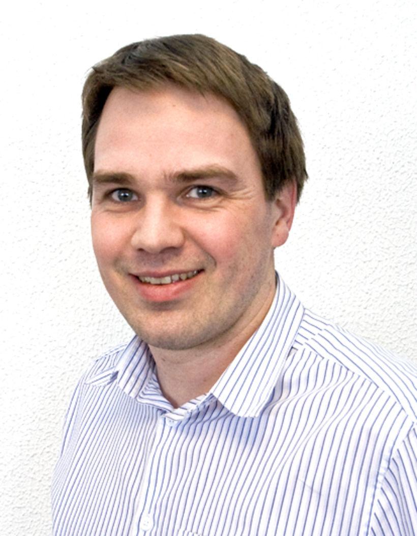 Guðmundur Valur Guðmundsson, forstöðumaður hönnunardeildar hjá Vegagerðinni.