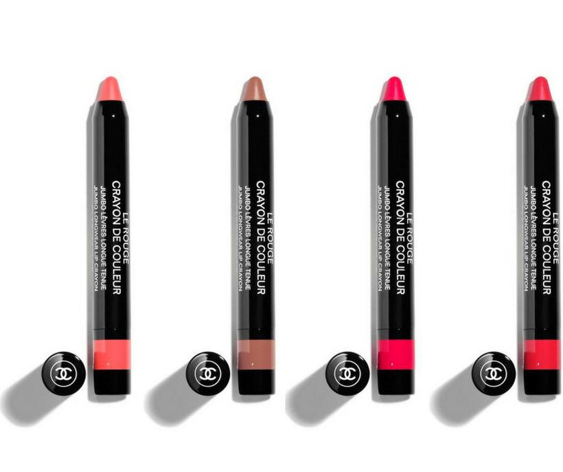 Chanel Le Rouge Crayon De Couleur.