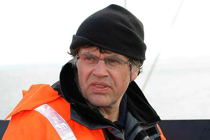 Gísli Víkingsson, sjávarlíffræðingur hjá Hafrannsóknarstofnun.