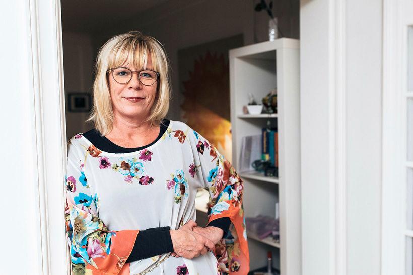 Vigdís Hauksdóttir segist hafa gert athugasemd við skipun hópsins frá …