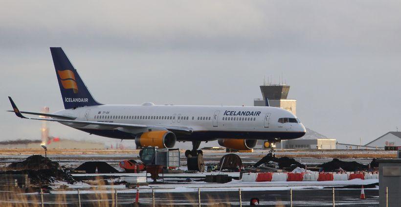 Mál Flugfreyjufélags Íslands gegn Icelandair verður þingfest í Félagsdómi nú ...