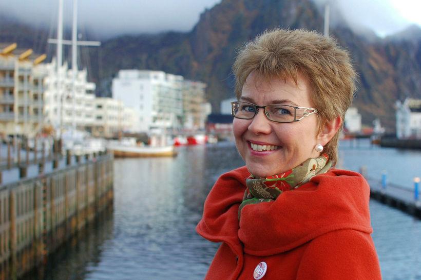Kathrine Kleveland.