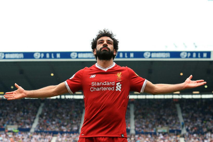 Mohamed Salah er einn þeirra sem kemur til greina.