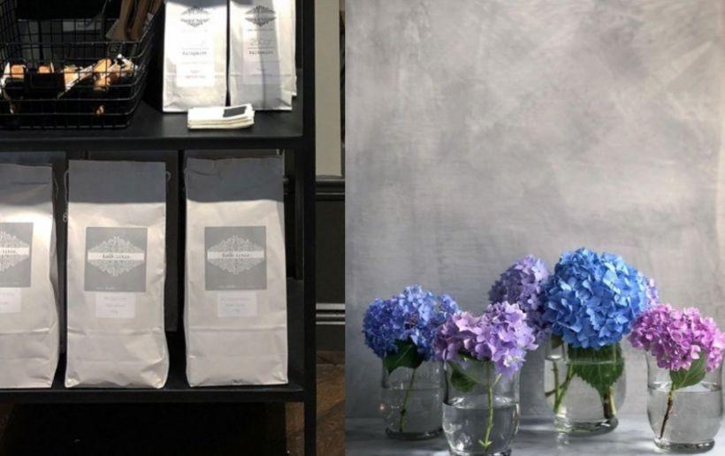 Kalklitir verða fáanlegir í H&M Home Concept-verslunum.