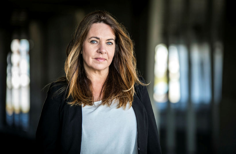 Hildur Jakobína Gísladóttir.