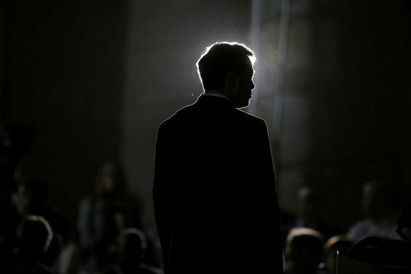 Elon Musk er forstjóri Tesla og af mörgum sagður hafa ...