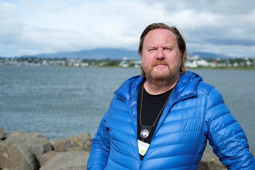 Snorri Ingason.