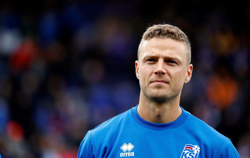 Ragnar Sigurðsson lék allan tímann með Rostov.