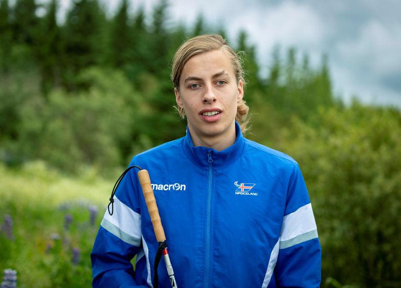 Már Gunnarsson.