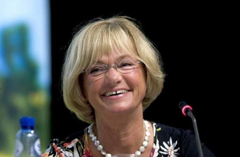 Pia Kjærsgaard er forseti danska þingsins.