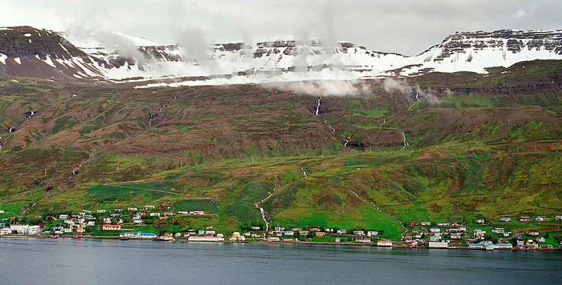 Fjármunum var stolið úr heimahúsi á Eskifirði í dag, en ...