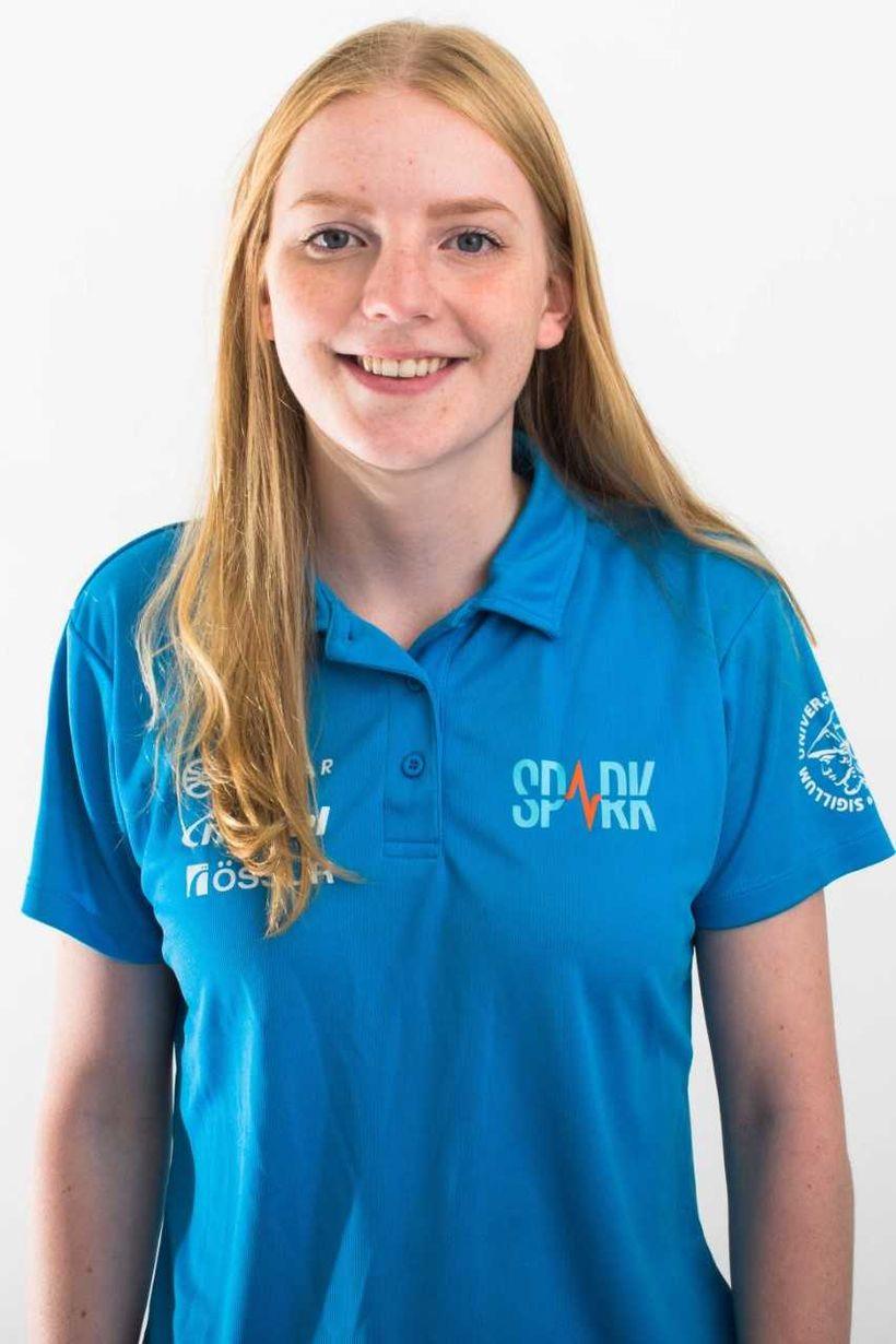 Marín Lilja Ágústsdóttir, framkvæmdastjóri Team Spark.