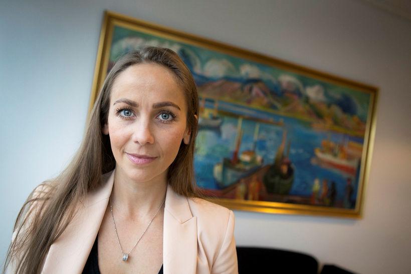 Heiðrún Lind Marteinsdóttir.