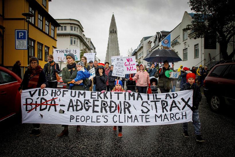 Við höfum ekki tíma til að bíða með aðgerðir í ...