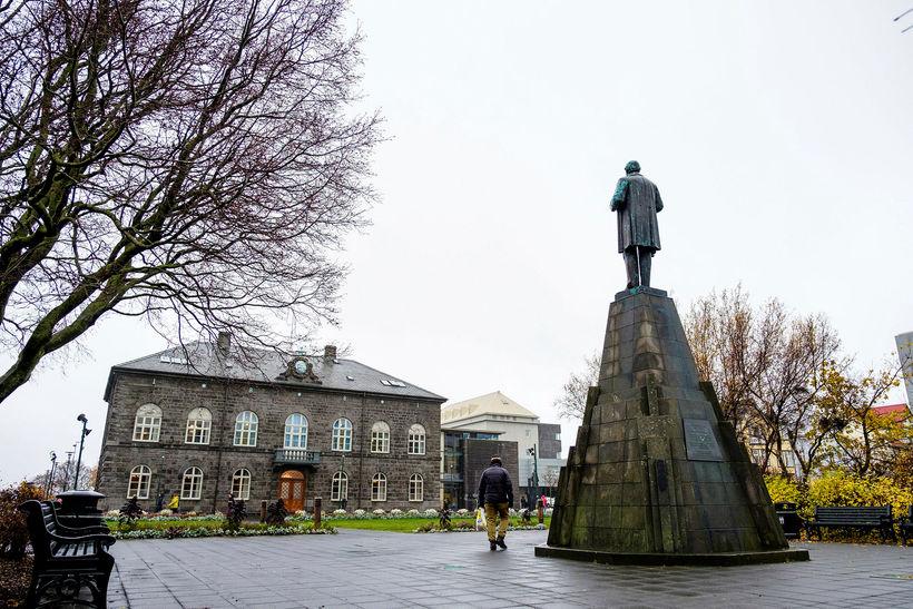 Aðgerðaáætlunin á að tryggja að Ísland standi við skuldbindingar Parísarsamkomulagsins ...