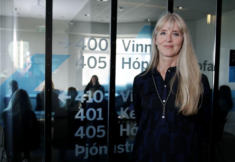 Fríða Björk Ingvarsdóttir hefur verið endurráðin rektor Listaháskóla Íslands til ...