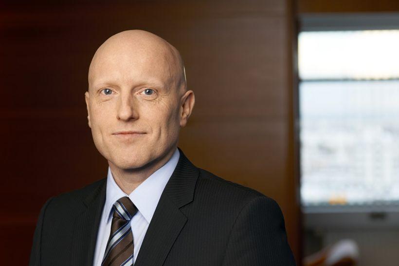 Pálmar Óli Magnússon, forstjóri Samskipa á Íslandi.