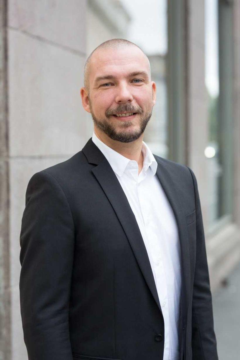 Dirk Roennefahrt, svæðisstjóri H&M á Íslandi og í Noregi.