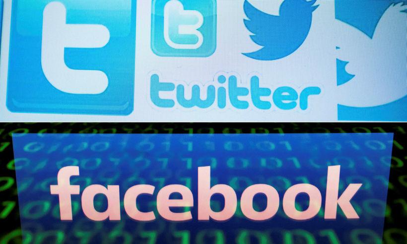 Netfyrirtækin Google, Twitter og Facebook fá klukkutíma til að fjarlægja ...