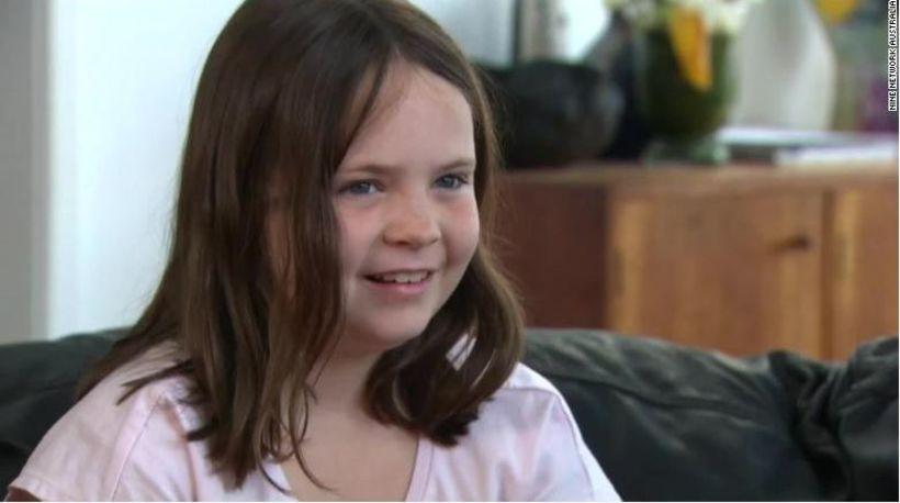 Harper Nielsen er 9 ára og býr í Queensland fylki. ...
