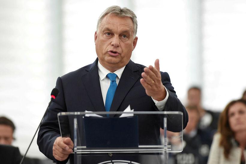 Viktor Orban, forsætisráðherra Ungverjalands.