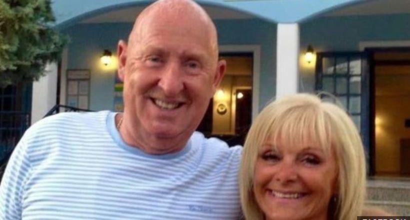 John and Susan Cooper.