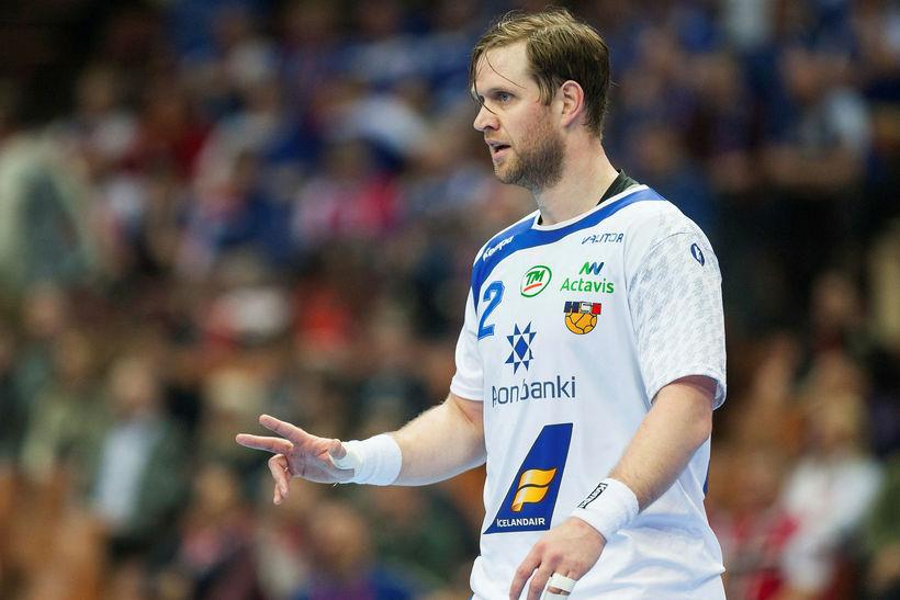 Vignir Svavarsson.