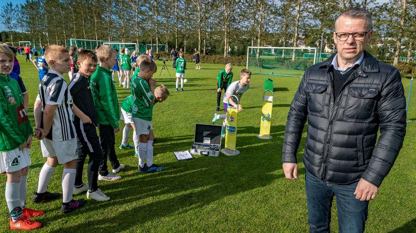 Brynjar Bjarnason er stofnandi Soccer Genius.
