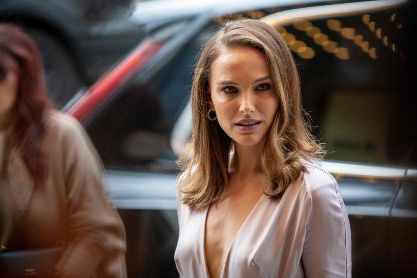 Natalie Portman á frumsýningu kvikmyndarinnar Vox Lux í Toronto fyrir ...