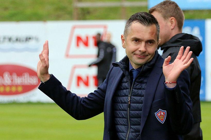 Srdjan Tufegdzic.