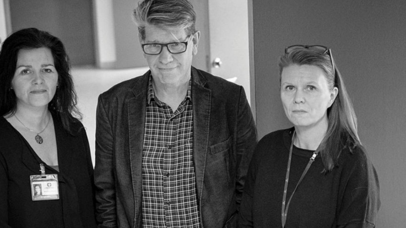 Maríanna Bernharðsdóttir, Sigurður Örn Hektorsson og Hjördís Björg Tryggvadóttir stýra …