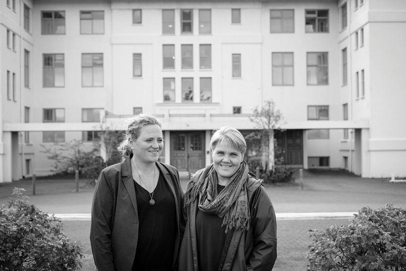 Sigurþóra Bergsdóttir og Sigrún Sigurðardóttir koma að stofnun nýrra samtaka …