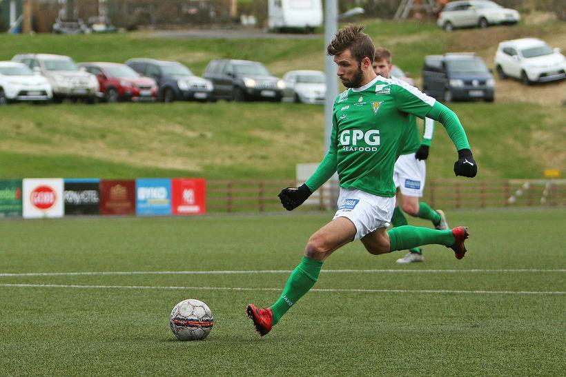 Guðmundur Óli Steingrímsson og félagar fara aftur til Seyðisfjarðar.