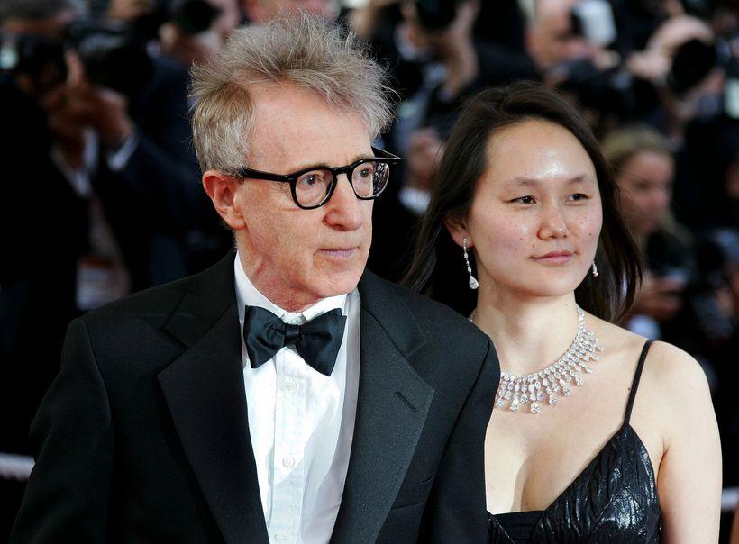 Woody Allen og Soon-Yi Previn.