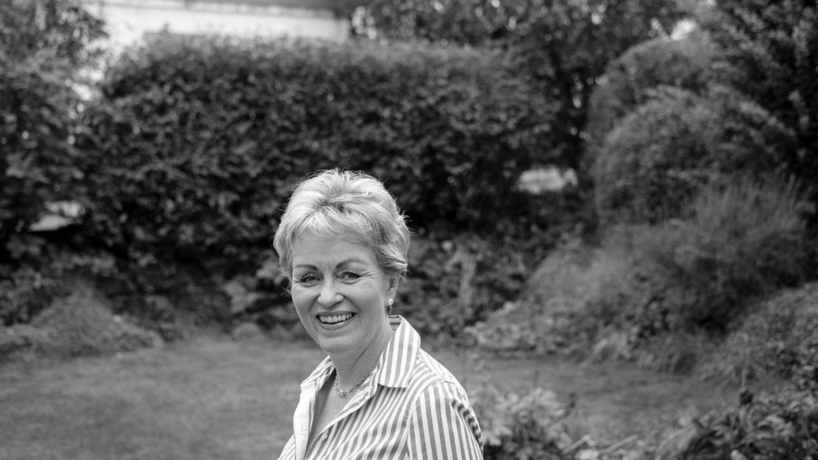 Sæunn Kjartansdóttir.