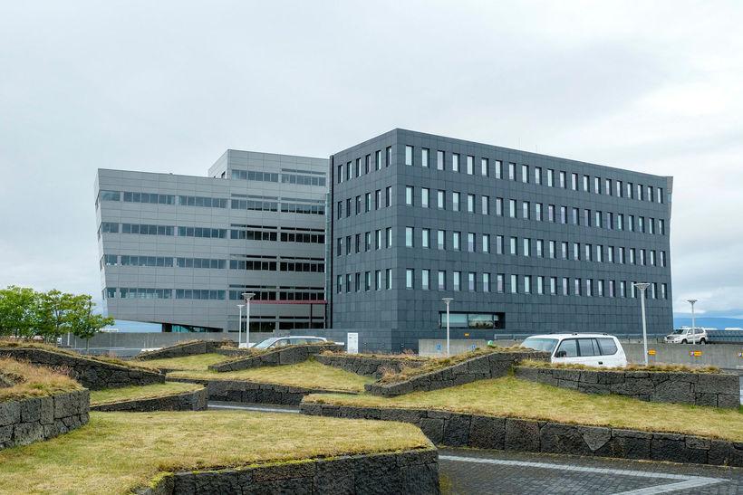 Hús Orkuveitur Reykjavíkur