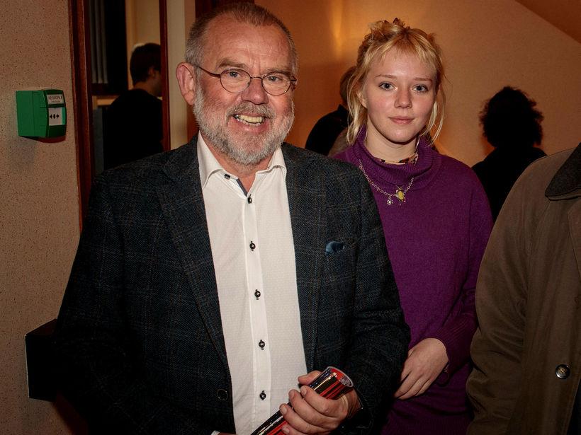 Karl Ágúst Úlfsson og Álfheiður Karlsdóttir.