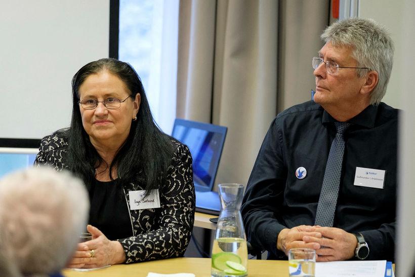 Guðmundur Ingi Kristinsson, þingmaður Flokks fólksins, segir ferð til Grænlands …