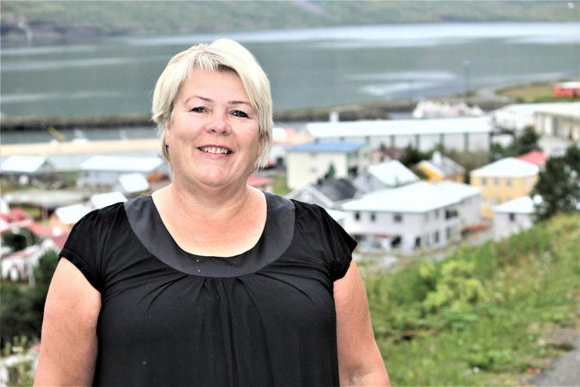 Lilja Rafney Magnúsdóttir alþingismaður býr á Suðureyri og segir hún …