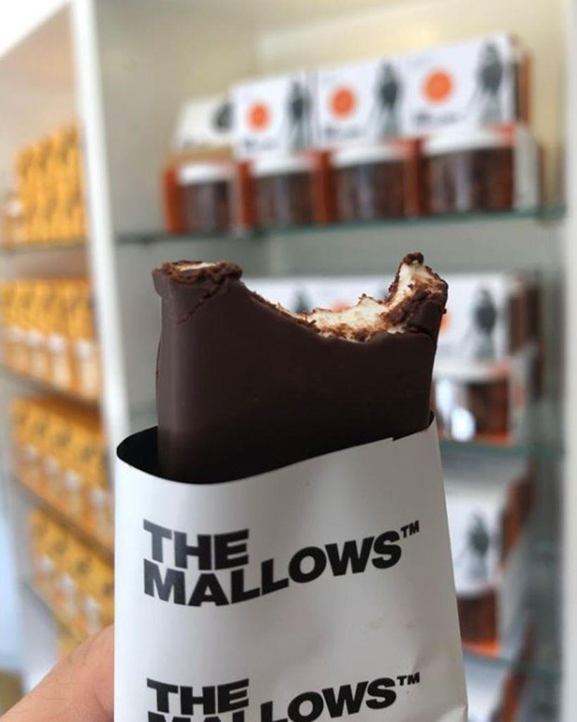 Nýjasta nýtt frá The Mallows - Mallow bar með vanillu ...