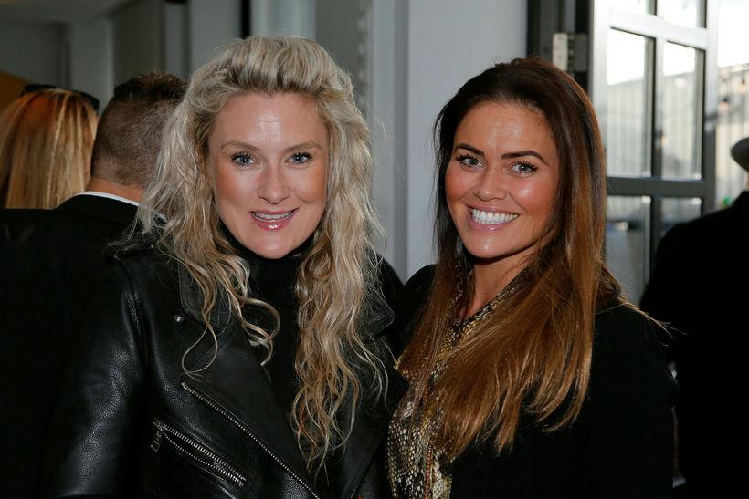 Ása Ninna Pétursdóttir og Kolbrún Pálína Helgadóttir.