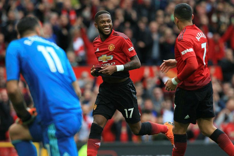 Fred er mjög hrifinn af José Mourinho.