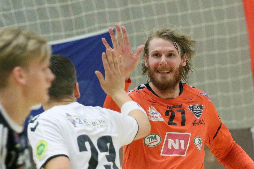 Aron Rafn Eðvarðsson.