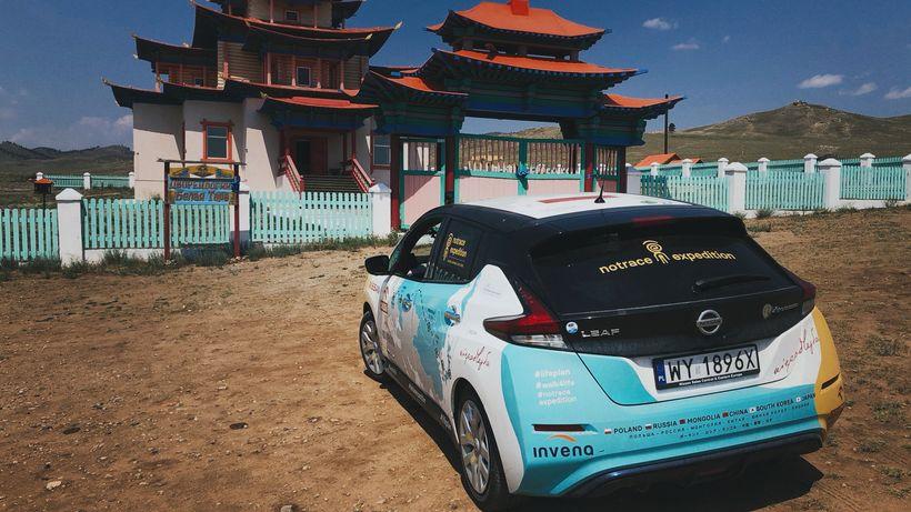 Nissan Leaf rafbíllinn á leiðarenda í Japan eftir 16.000 km ...