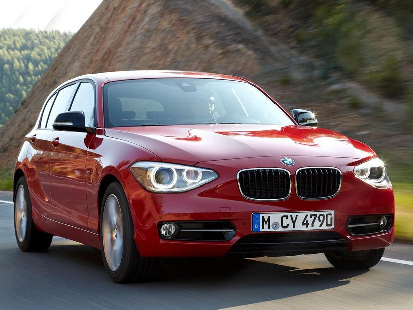 BMW 1-serían.
